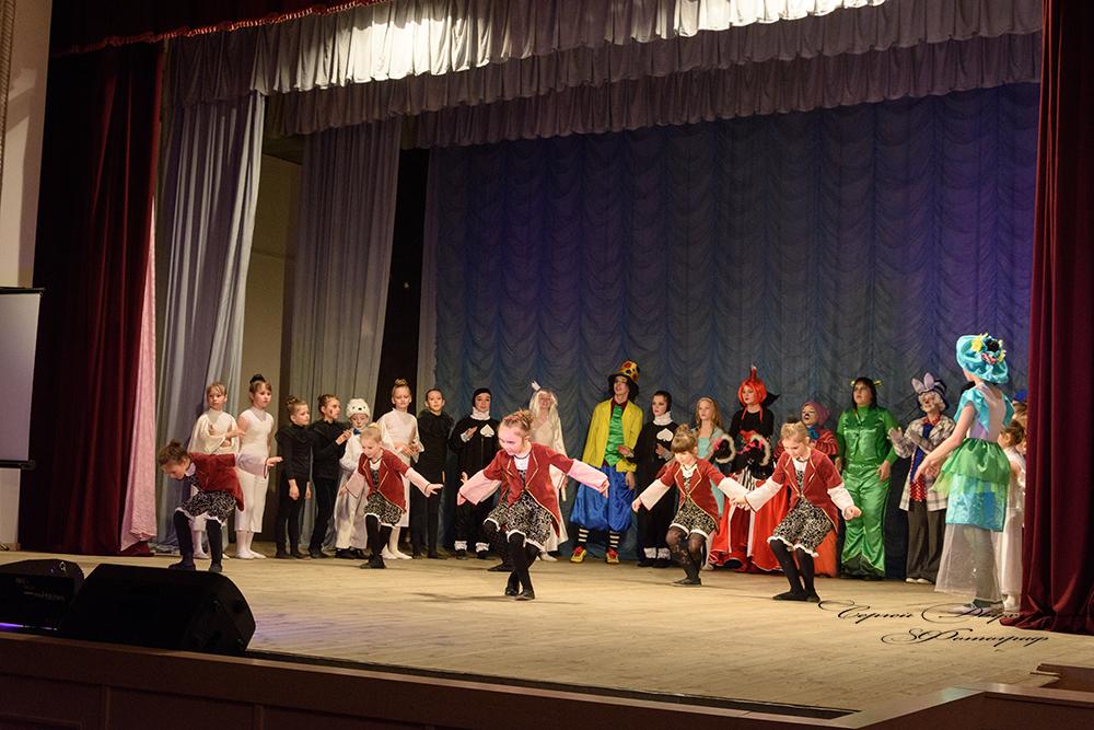 Театральный конкурс театров